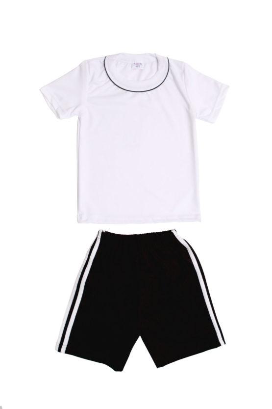 Арт. 14911, Форма спортивная футболка+шорты (супрем)