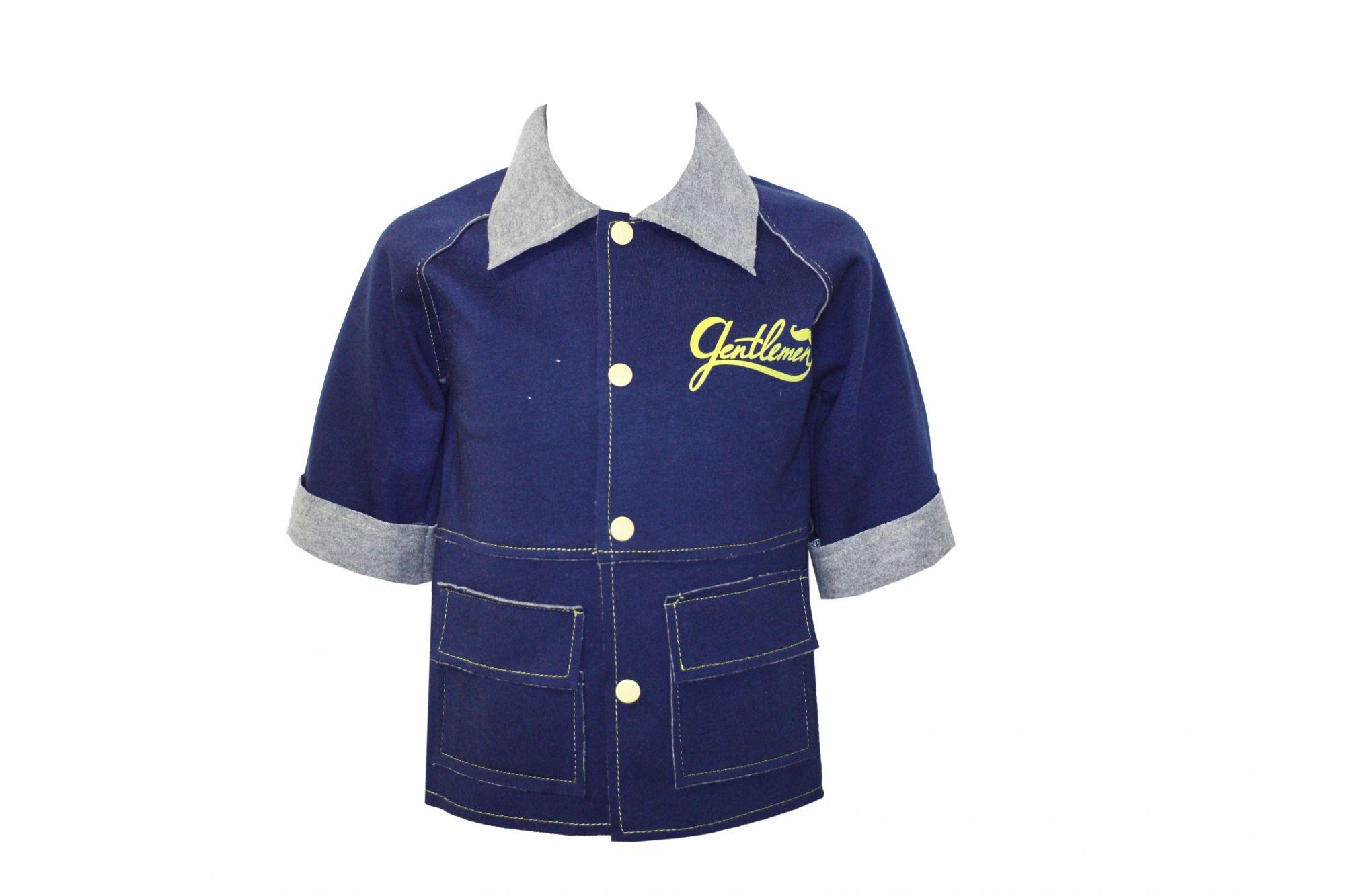41362 Детское пальто для мальчика (супрем+флис)