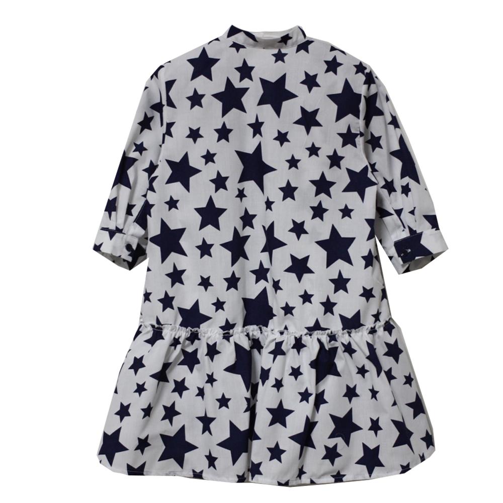 65087 Рубашка (поплин) СИНИЙ