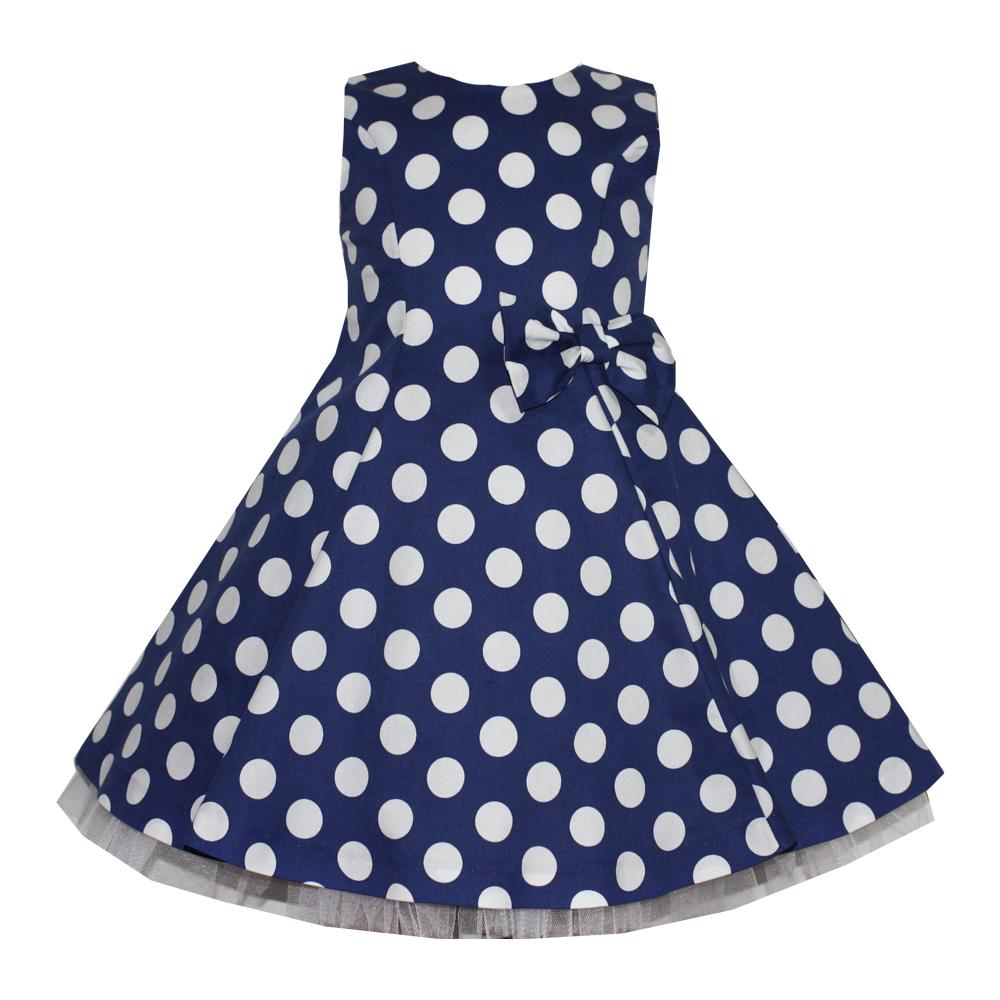 67386 Платье (джинс) СИНИЙ