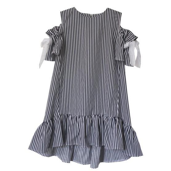 67487 Платье (поплин) ЧЕРНЫЙ