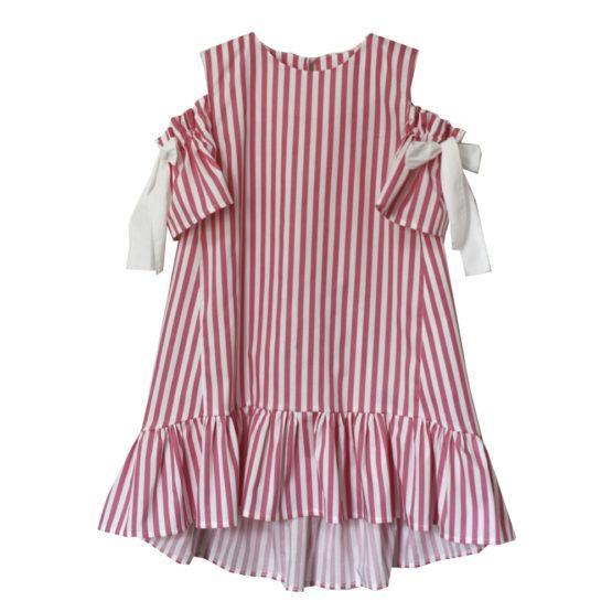 67487 Платье (поплин) РОЗОВЫЙ