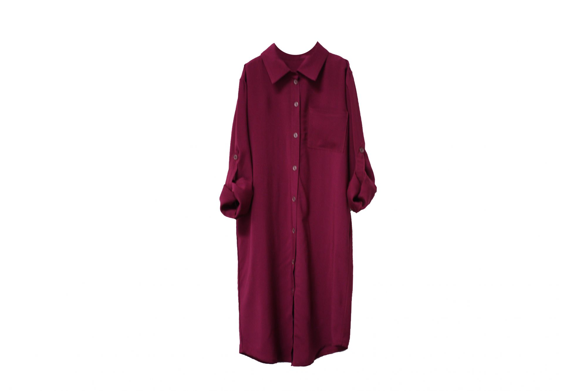46050 Платье-рубашка (штапель) МИКС