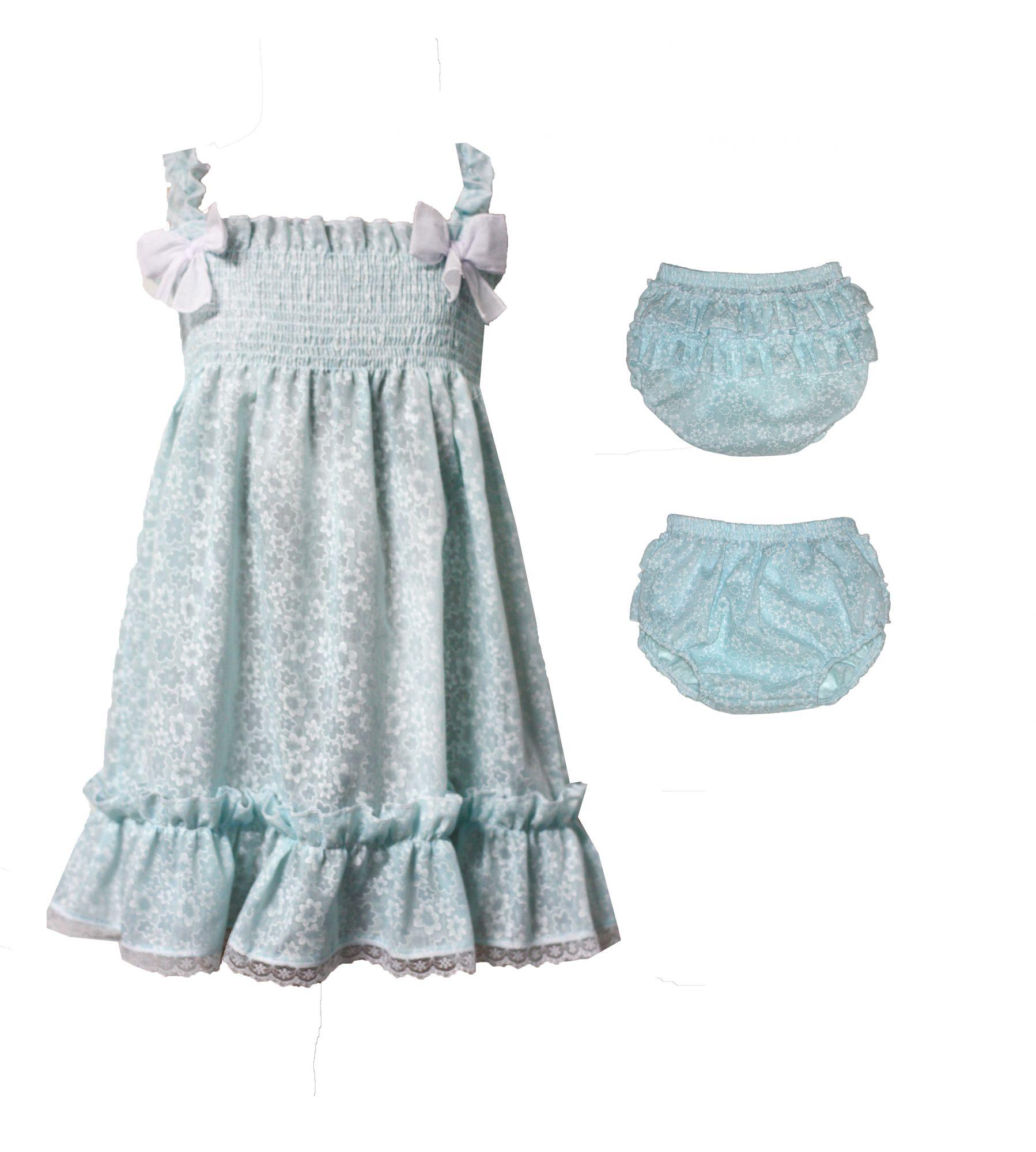 50289 Платье+трусы (хлопок)