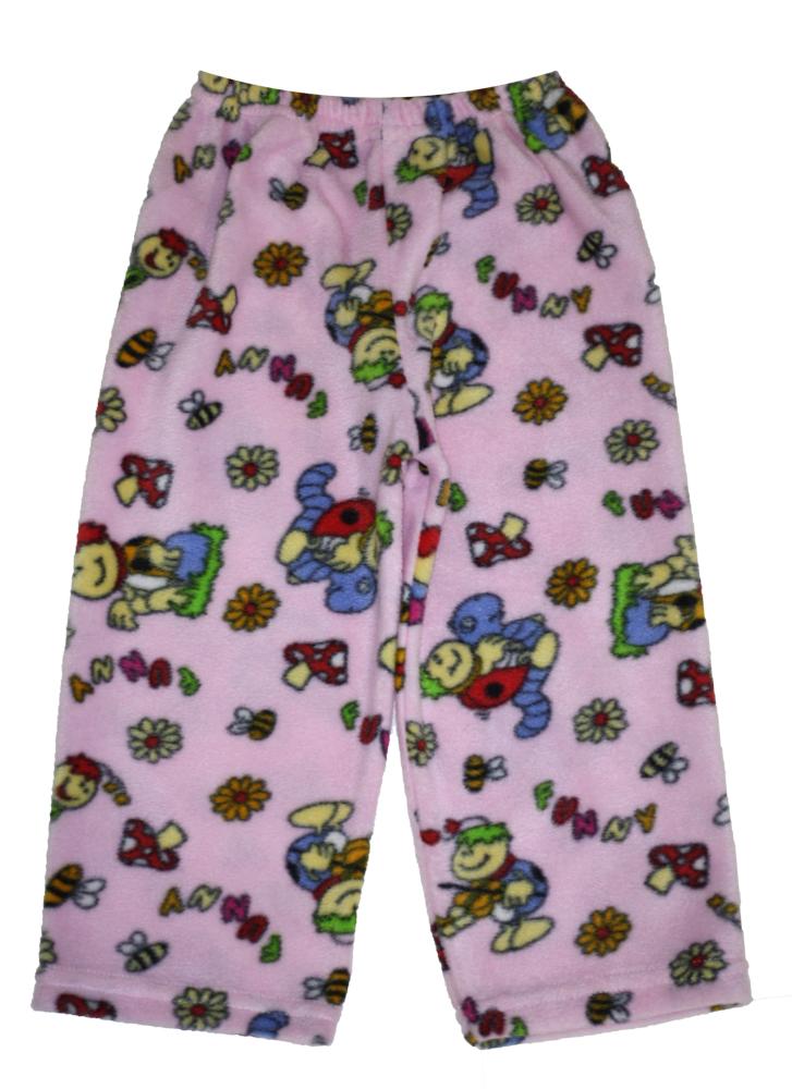 00015 Брюки цветные на резинке (флис)