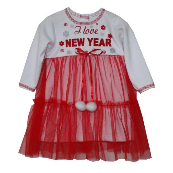 Y1023 Детское нарядное платье