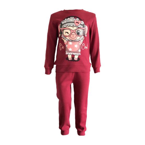 30203 Пижама комбинированная (интерлок) БАРАШЕК
