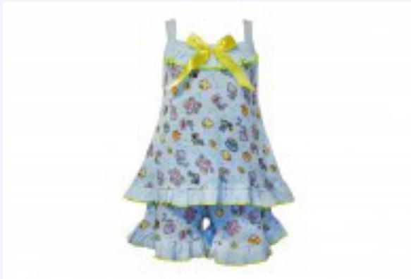 19526 Пижама «Алина» (рибана)