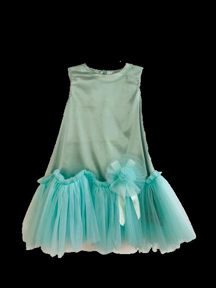 80361 Платье МЯТНЫЙ (размер 116)