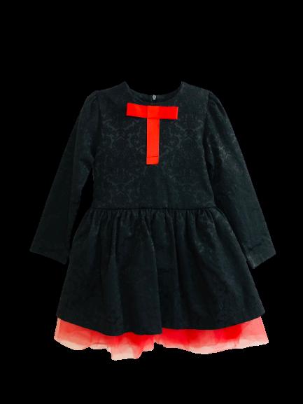 042669 Платье ТЕМНО-СИНЕЕ (размер 104)