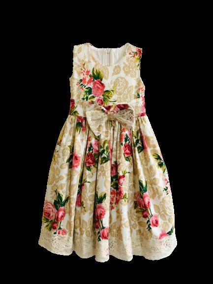 48188 Платье БЕЖЕВЫЙ (размер 104)