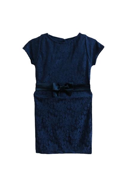 28461 Платье (ТЕМНО-СИНИЙ)