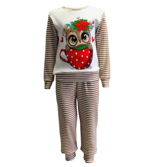 59410129 Пижама (интерлок) СРЕДНИЕ РАЗМЕРЫ
